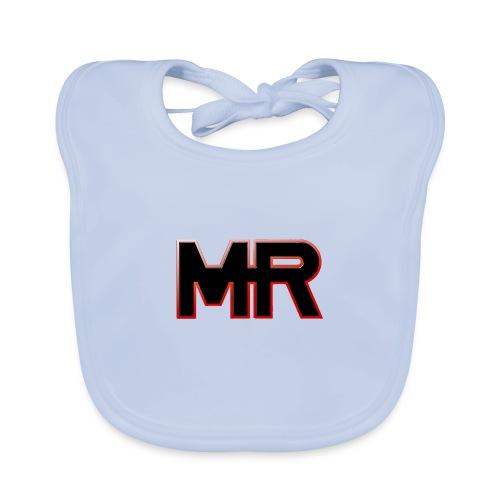 MR logo - Baby økologisk hagesmæk