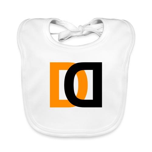 Dutch Driveclub logo oranje zwart transparante ach - Bio-slabbetje voor baby's