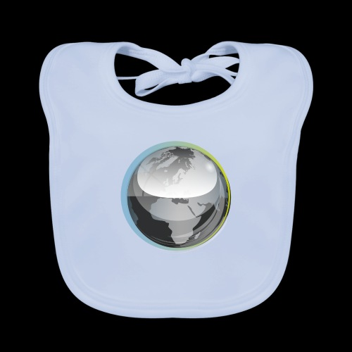 beeldmerk puretrance transparant png - Baby Organic Bib