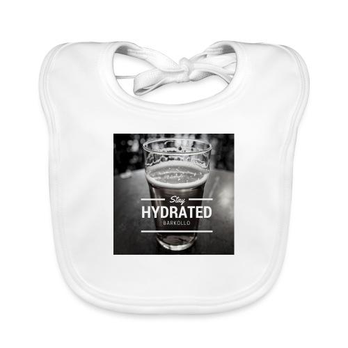 Stay Hydrated beer - Bavaglino ecologico per neonato