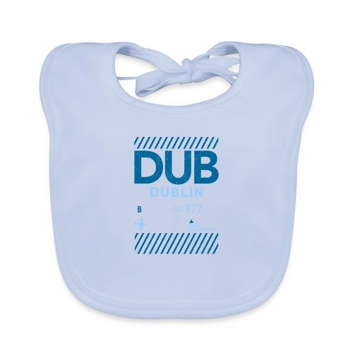 Dublin Ireland Travel - Baby Organic Bib