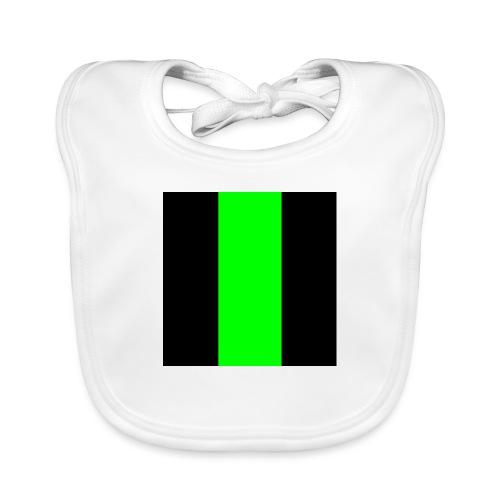 The henrymgreen Stripe - Baby Organic Bib