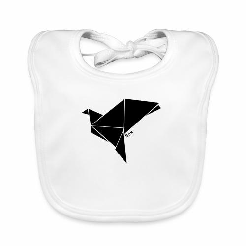 Origami - Bavoir bio Bébé