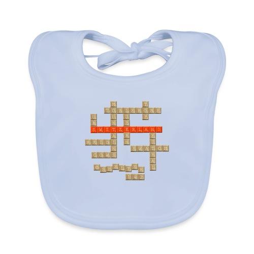 Scrabble - Switzerland - Baby Bio-Lätzchen