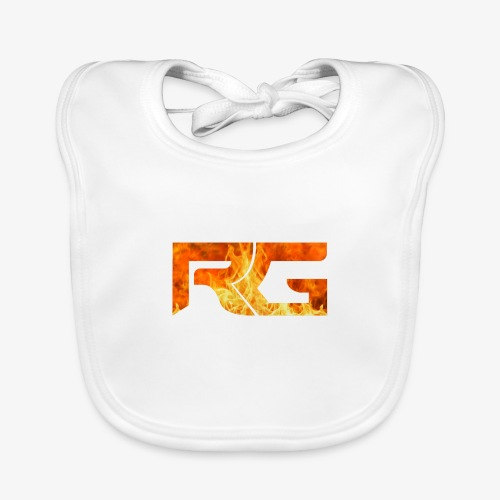 Revelation gaming burns - Organic Baby Bibs