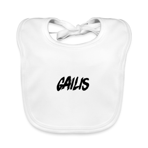 Gailis - Bavoir bio Bébé