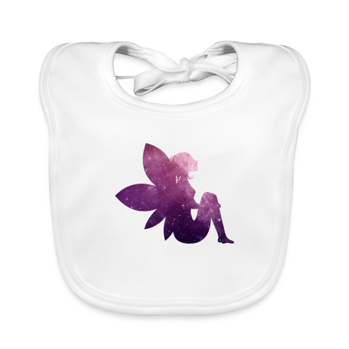 Purple fairy - Økologisk babysmekke