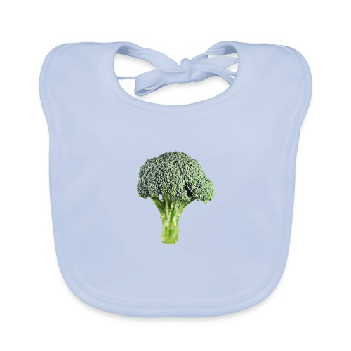 I'm in love with the Broco - Baby Organic Bib