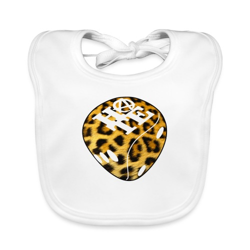 Leopard - Organic Baby Bibs