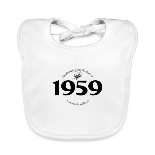 MVW 1959 sw - Baby Bio-Lätzchen