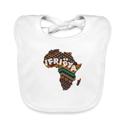Africa - Ifriqya - Bavoir bio Bébé