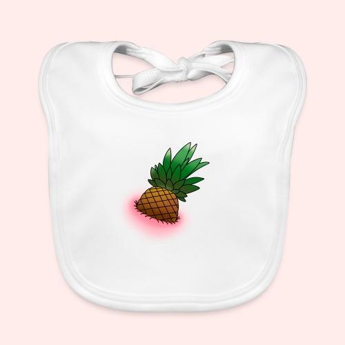Pineapple - Baby Bio-Lätzchen