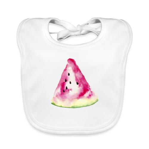 Wassermelone - Baby Organic Bib