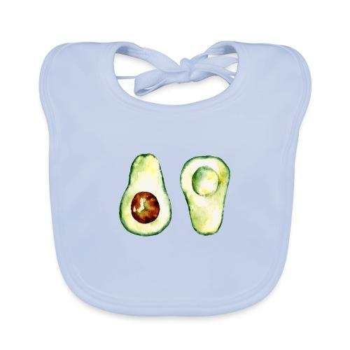 Avocado - Baby Organic Bib