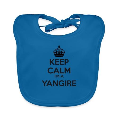 Yangire keep calm - Organic Baby Bibs