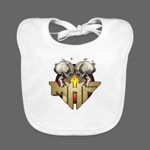 new mhf logo - Baby Organic Bib