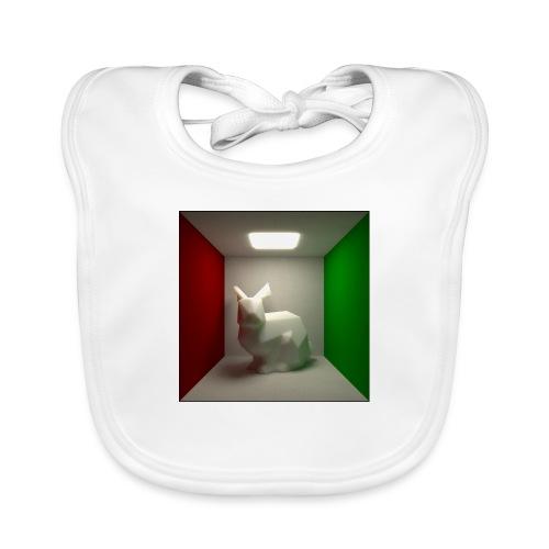 Bunny in a Box - Baby Organic Bib
