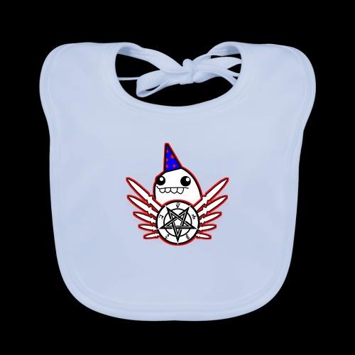 Speedcore Henk MC Logo 2 - Bio-slabbetje voor baby's