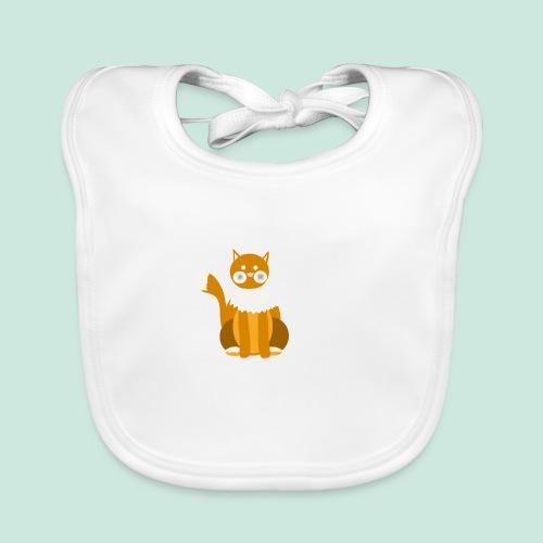 Kitty cat - Baby Organic Bib