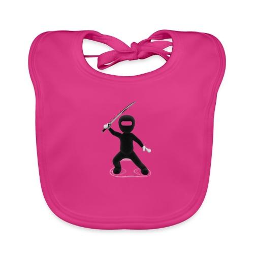 Ninja - Bavoir bio Bébé