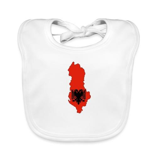 Albania - Bavoir bio Bébé