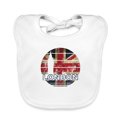 LONDON ENGLAND LONDON - Baby Organic Bib