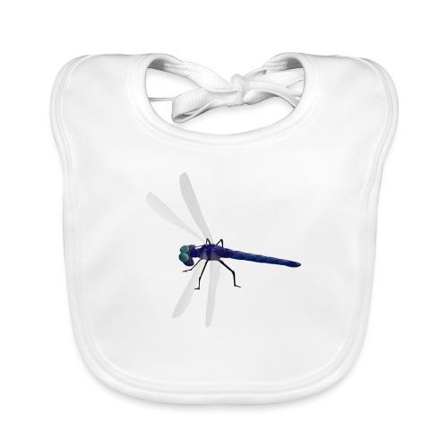 Dragonfly - Babero de algodón orgánico para bebés