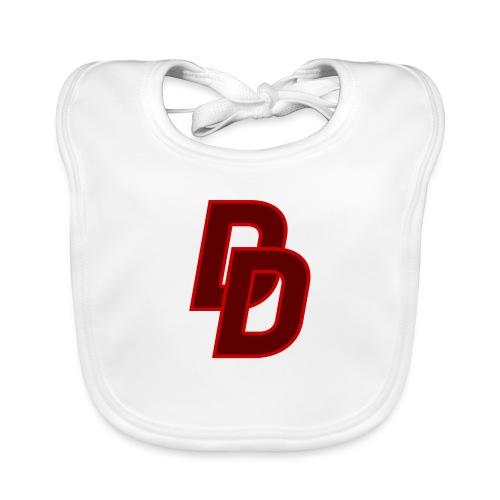 Daredevil Logo - Organic Baby Bibs