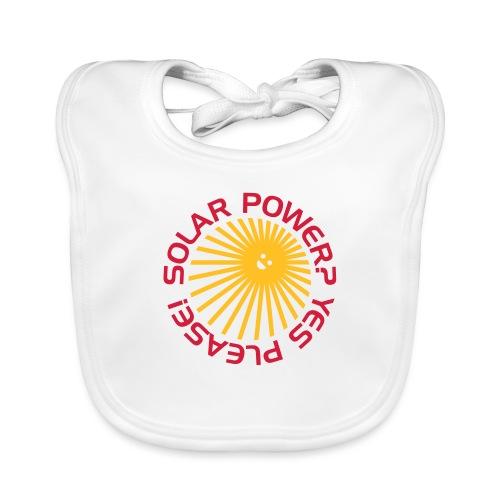 BD Solar Power - Baby Bio-Lätzchen
