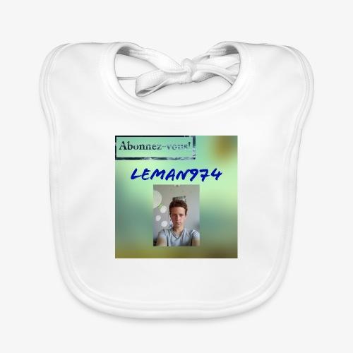 Leman974 logo - Bavoir bio Bébé