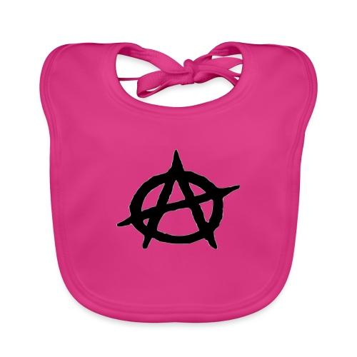 Anarchy - Bavoir bio Bébé