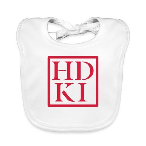 HDKI logo - Organic Baby Bibs