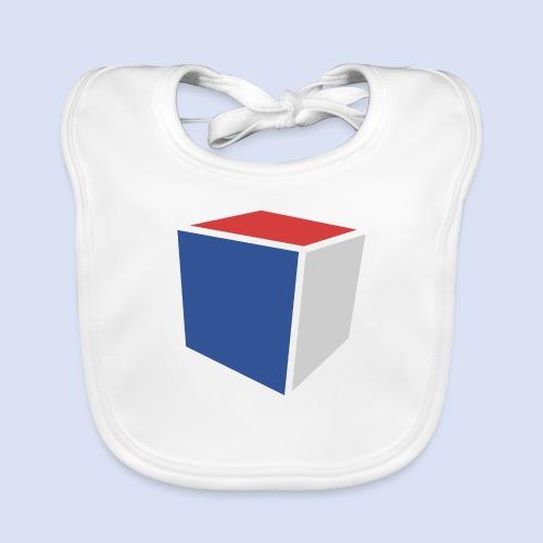 Cube Minimaliste - Bavoir bio Bébé