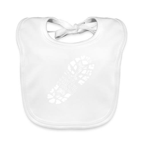 Walk With Ryanjob62 - Baby Organic Bib