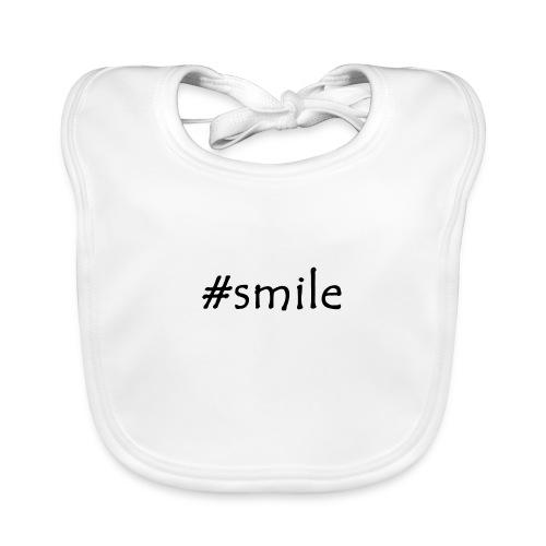 smile - Baby Bio-Lätzchen