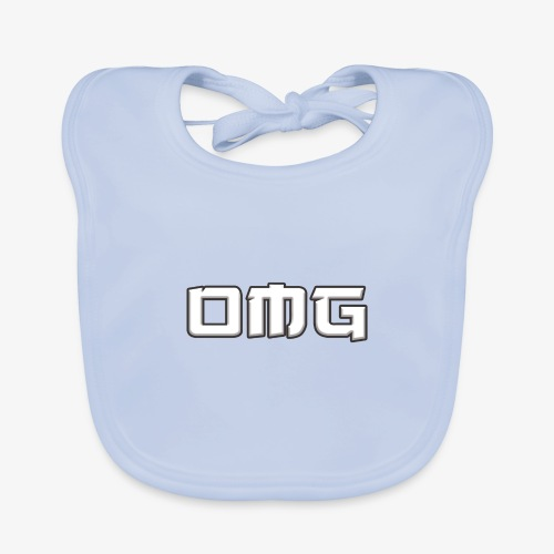 omg - Baby Organic Bib