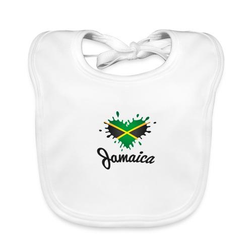 Love Jamaica - Baby Bio-Lätzchen