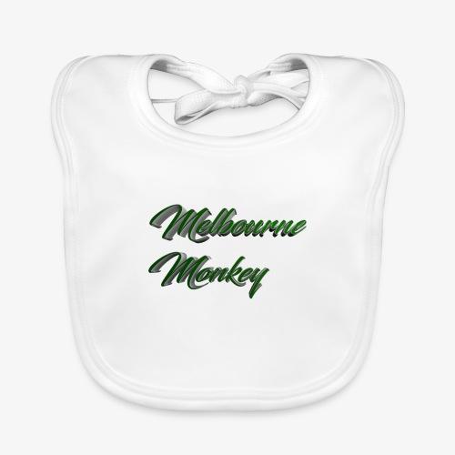 Melbourne Monkey 2 - Bavoir bio Bébé