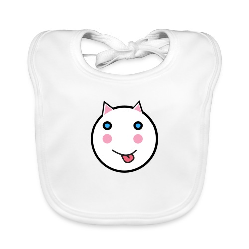 Alf The Cat - Organic Baby Bibs