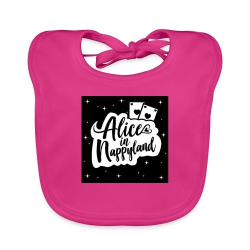 Alice in Nappyland 1 - Baby Organic Bib
