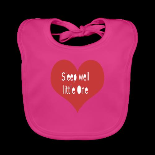 sleep well - Baby Bio-Lätzchen