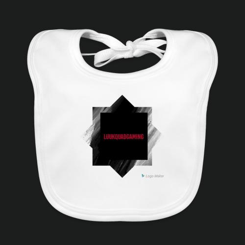 New logo t shirt - Bio-slabbetje voor baby's