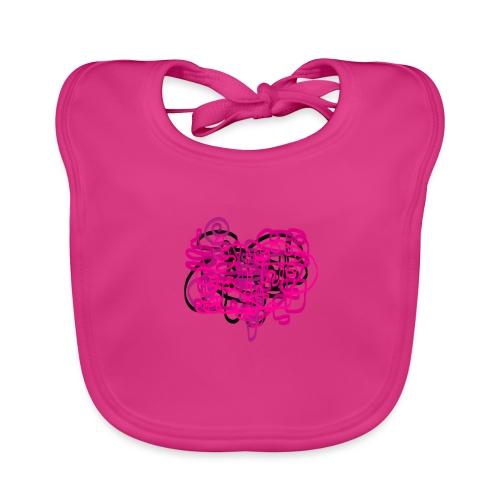 delicious pink - Baby Organic Bib