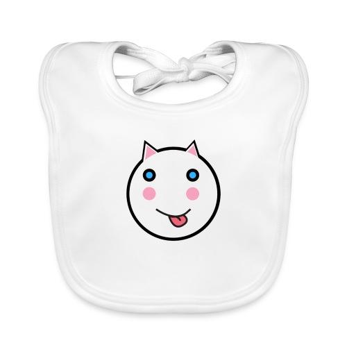 Alf Cat | Alf Da Cat - Baby Organic Bib