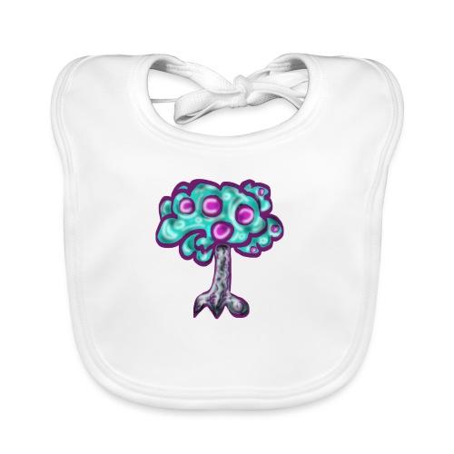 Neon Tree - Organic Baby Bibs