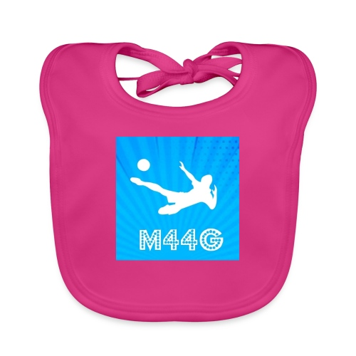 M44G clothing line - Baby Organic Bib