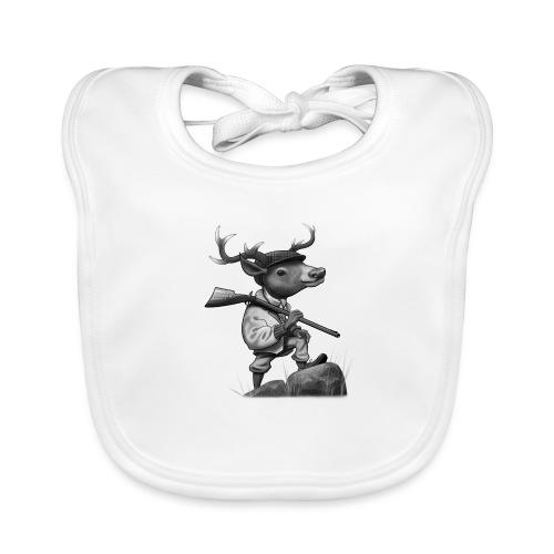 Deer Hunter - Baby Bio-Lätzchen