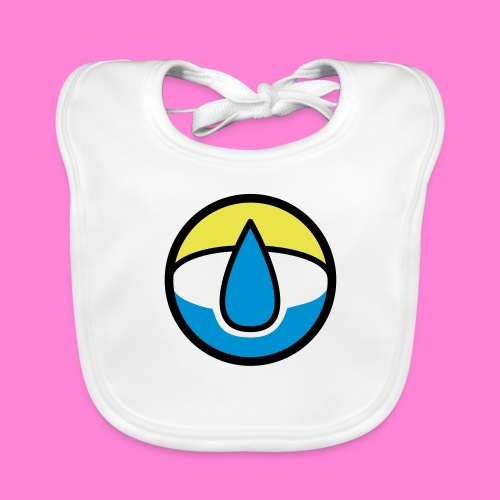 waterpunt - Bio-slabbetje voor baby's