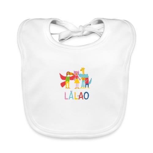 Lalao friends - Bavaglino ecologico per neonato