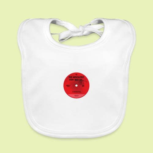 Record label - Bio-slabbetje voor baby's